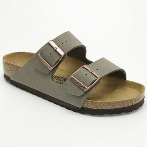 Birkenstock klapki Arizona 0151211 stone, regular fit