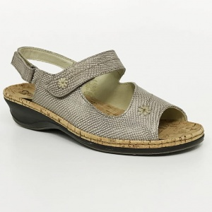 1bc03b20a41 Comfortabel 710875-82 sandały damskie na szeroką stopę