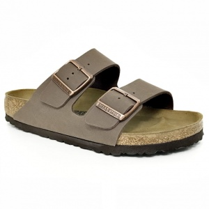 Klapki Birkenstock Arizona 0151181 mocca, regular fit