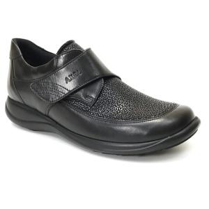 20e1d371 Axel 1397 05, obuwie zdrowotne na haluksy, streczowa cholewka